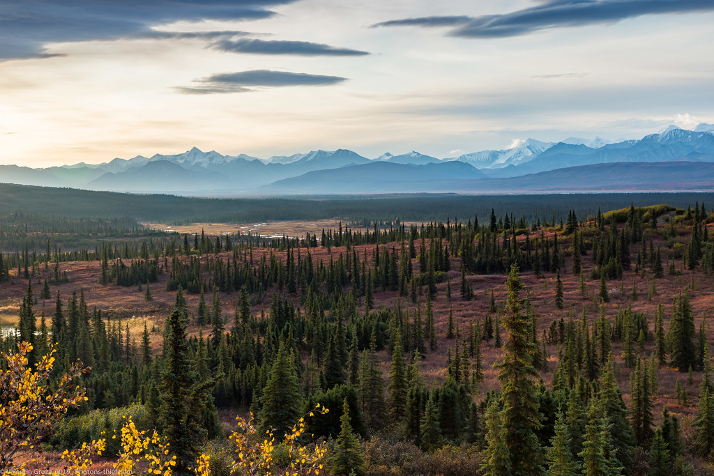 Denali Alaska Range 07sep 19 01 hdr mare