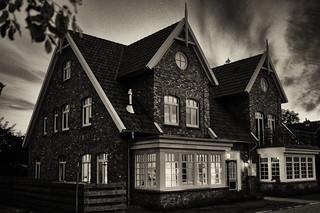 Ferienhaus auf der ostfriesischen Insel Langeoog