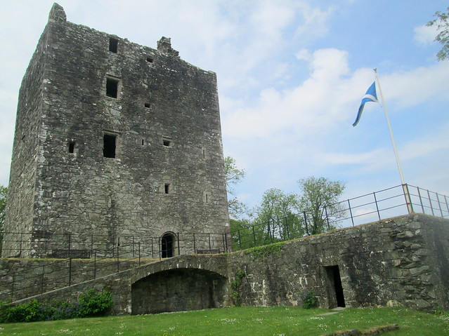 Cardoness Castle, Dumfries and Galloway, south west Scotland