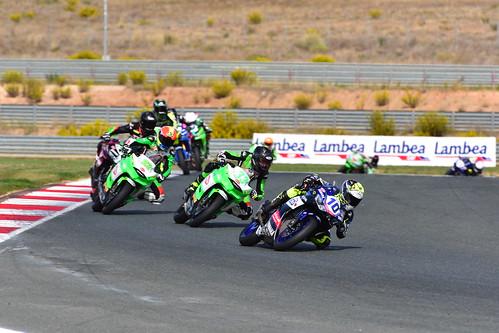 Unai Orradre, SBK Junior, ESBK, Campeonato de España de Superbike, Los Arcos 2019