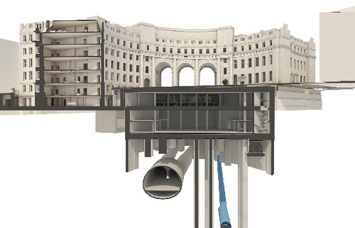 1519_WSP Delivers Optimized Design for Complex Basement Beneath London Landmark Using Bentley Applications (2)