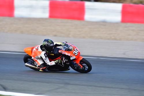 Abraham Montero, Cuna de Campeones, ESBK, Campeonato de España de Superbike, Los Arcos 2019