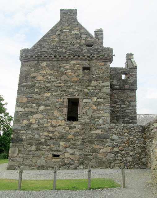 Carsluith Castle, Dumfries and Galloway