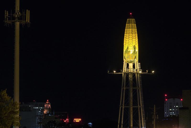 Torre mazorca