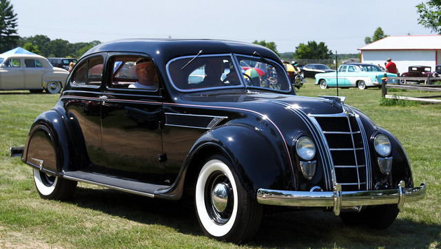 1935 Chrysler Imperial Coupe