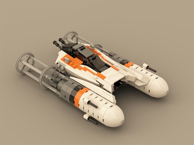 H-Wing (Y Wing dogfighter)