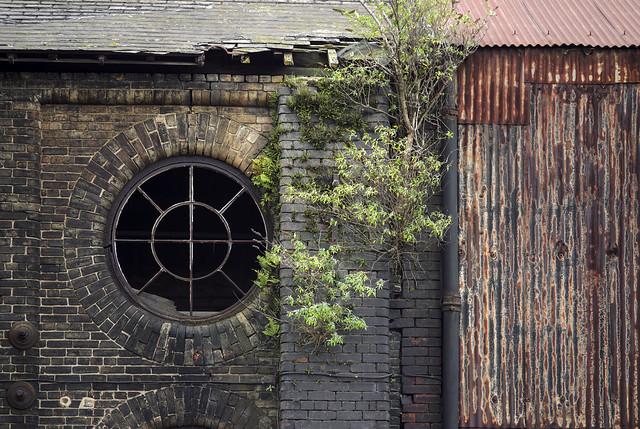 Bricks and Rust