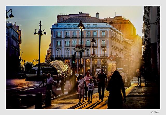 """Brand New Day"" - Madrid, Spain 🇪🇸"
