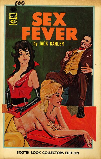 Exotik Books W-12 - Jack Kahler - Sex Fever