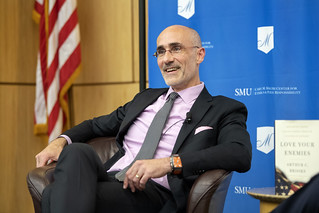 Arthur Brooks: Love Your Enemies