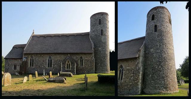 Norfolk, Fritton - St Edmund's Church (2 & 3)