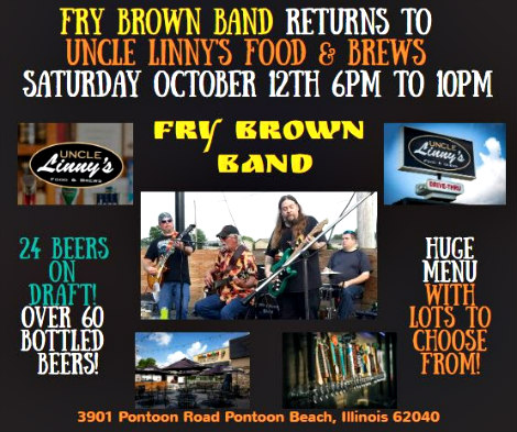 Fry Brown Band 10-12-19