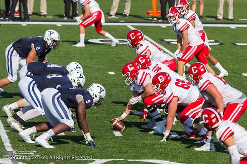 Yale vs. Cornell, Sept 28 2019