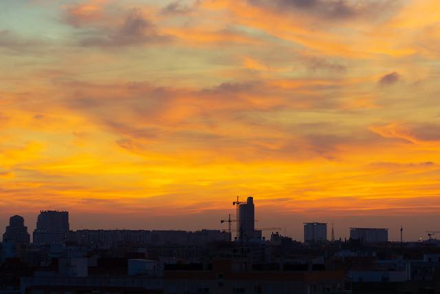 Atardecer en Valencia 29