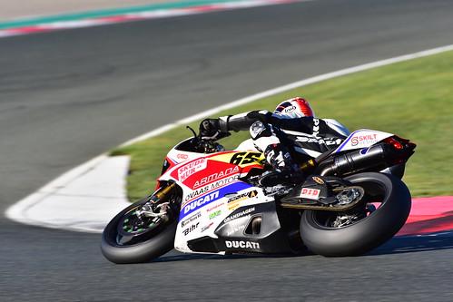 Ole Bjorn Plassen, ESBK, Campeonato de España de Superbike, Los Arcos 2019