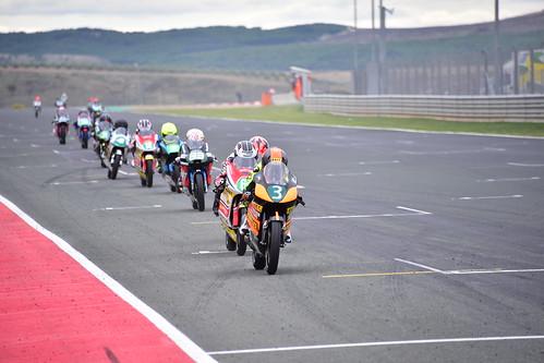 Max Sánchez, Moto4, ESBK, Campeonato de España de Superbike, Los Arcos 2019
