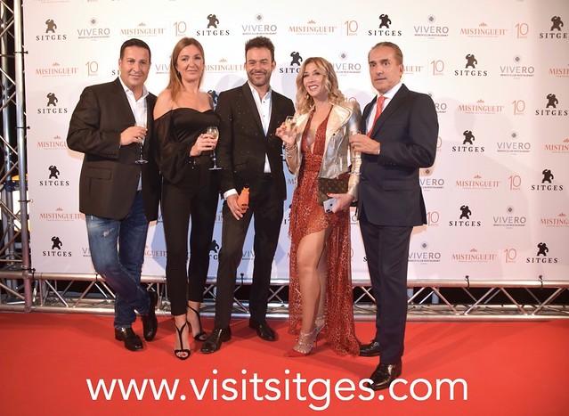 GALERIA DE FOTOS FIESTA MISTINGUETT, EL VIVERO, SITGES FILM FESTIVAL 2019