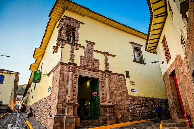 Inca Museum - Cusco Peru