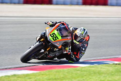 Alejandro Medina, ESBK, Campeonato de España de Superbike, Los Arcos 2019