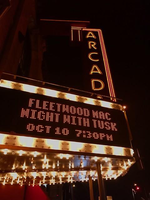 Fleetwood Mac music tonight