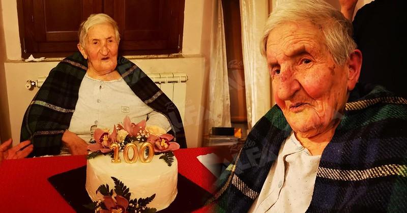 I cento anni di Zia Filomena (Zi Filimea) di Teggiano