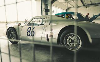 PoRSCHe 904 GTS 1963 - NoGaRo - CLaSSIC FeSTiVaL