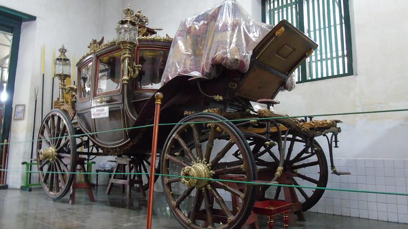 Museum Kereta Kraton Yogyakarta