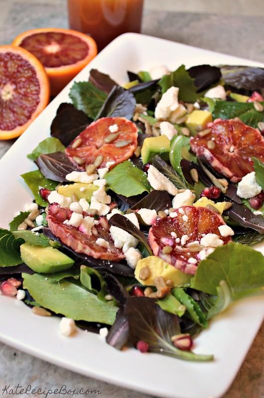 Blood Orange Salad 2