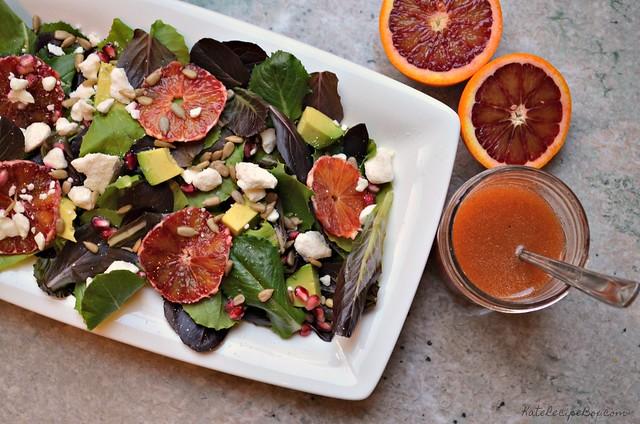 Blood Orange Salad 1