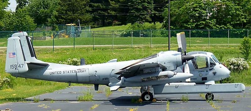 Grumman OV-1D Mohawk 2