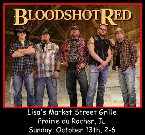 Bloodshot Red 10-13-19