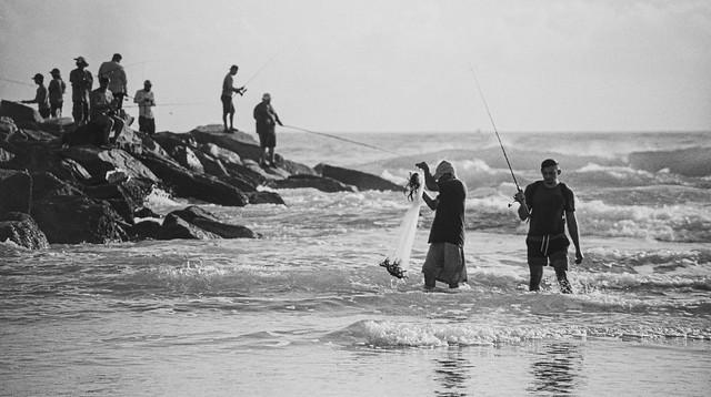 Ten Fishermen (Diez pescadores).