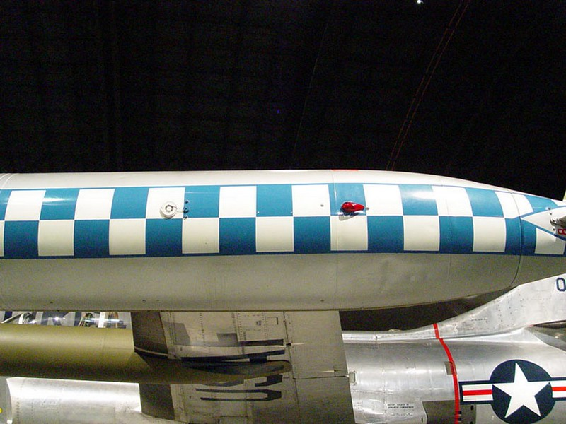 Lockheed F-94 виж Starfire 00006