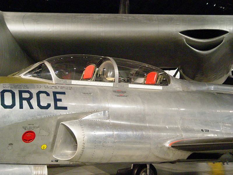 Lockheed F-94 vedere Starfire 00003