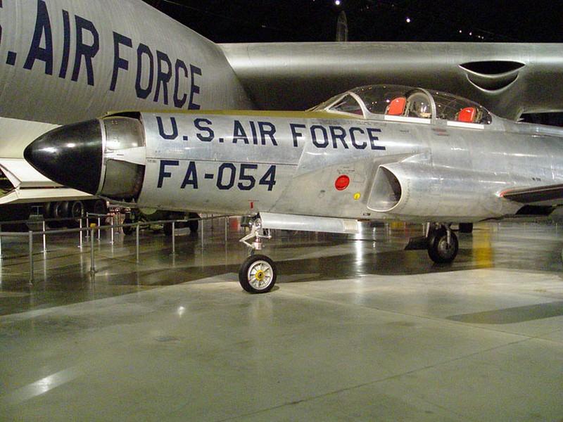 Lockheed F-94 виж Starfire 00002