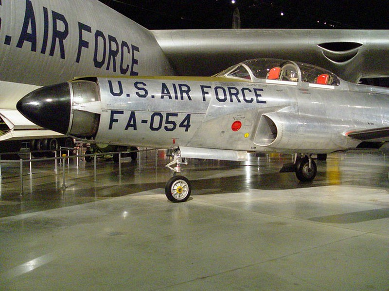Lockheed F-94 vedere Starfire 00002