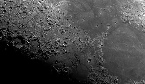 Moon 10/5/19, Mare Serenitatis & Surrounding Craters