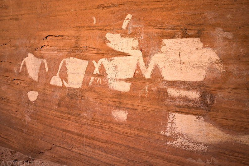 Big Alcove Pictographs