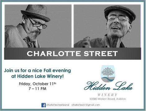 Charlotte Street 10-11-19