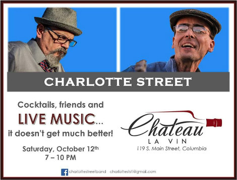 Charlotte Street 10-12-19