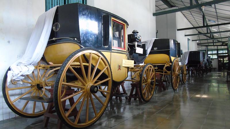 Museum Kereta Kraton Jogja