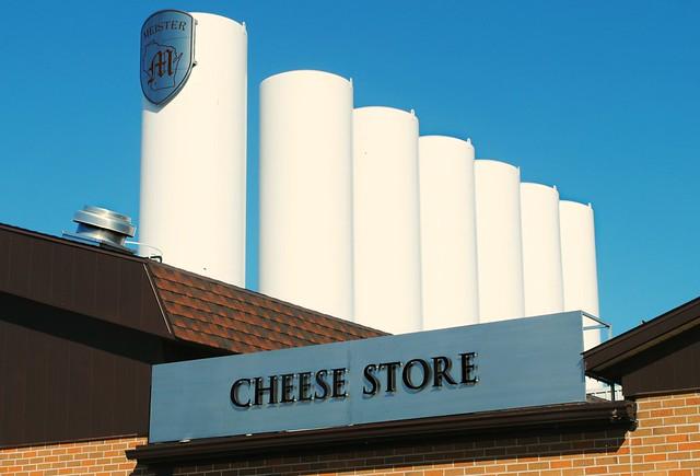 Meister Cheese - Muscoda, Wisconsin