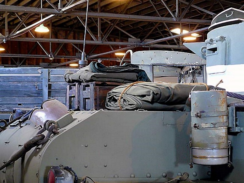 M3A1 Generál Stuart Lehký Tank 00004