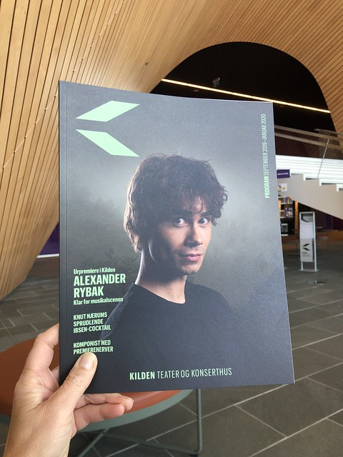 Trolle - Alexander Rybak musical in Kristiansand