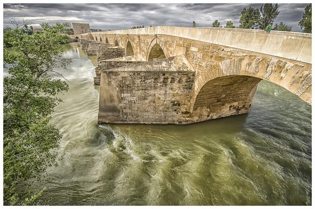 At Puente Romano