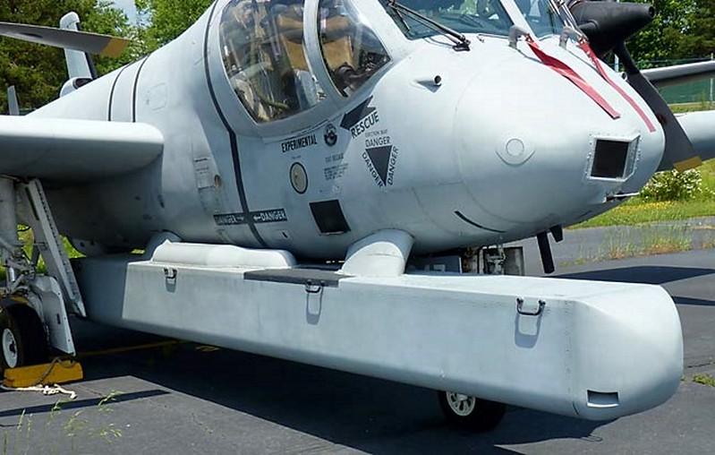 Grumman OV-1D Mohawk 4