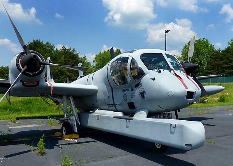 Grumman OV-1D Mohawk 1