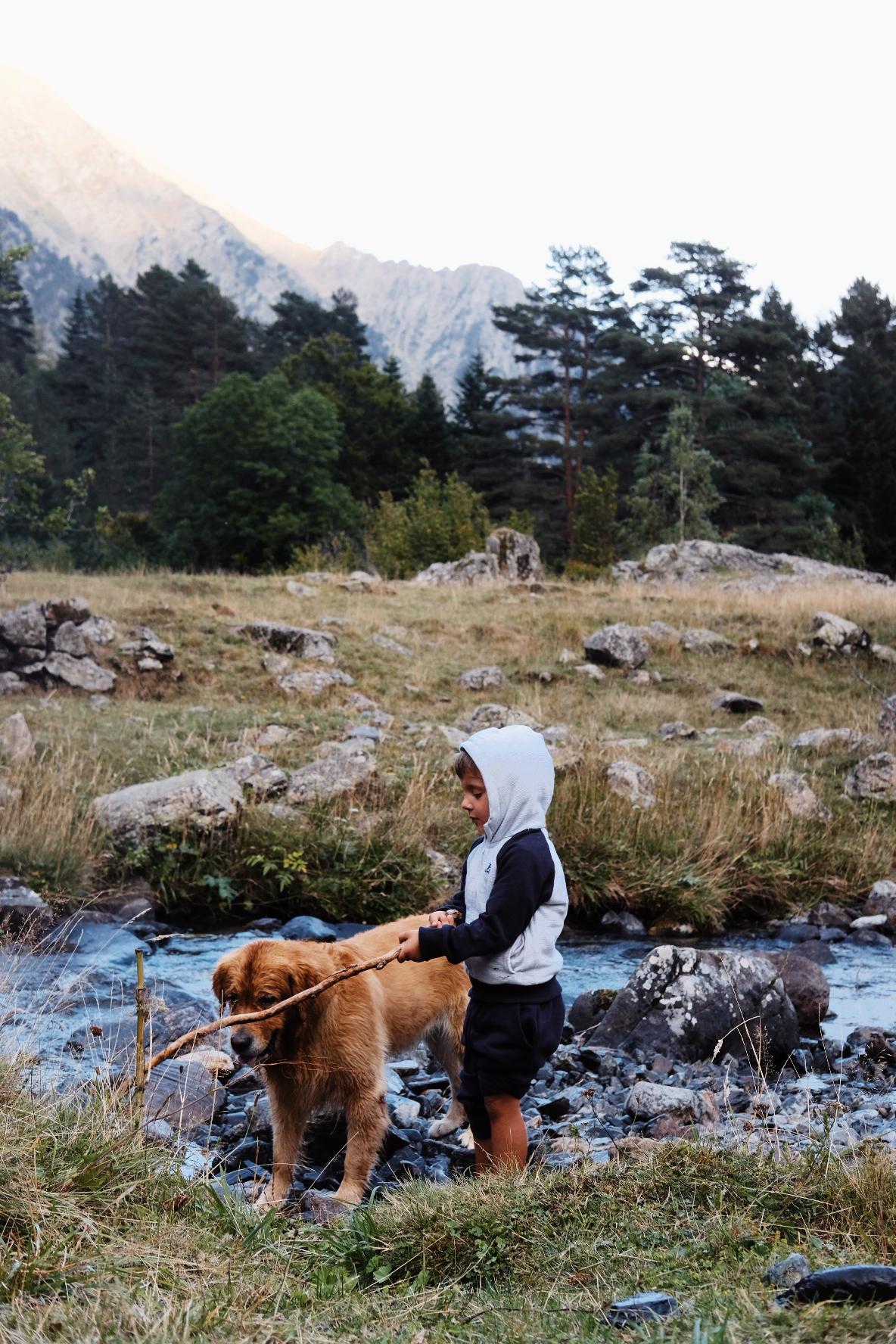 Week-end à la montagne parc naturel de Neouvielle
