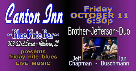 Brother Jefferson Duo 10-11-19
