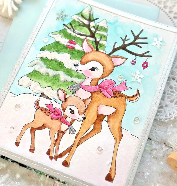 Deer cu